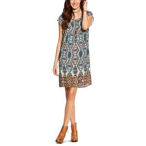 NWT // Ariat Kallie Dress